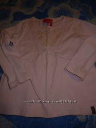 Трикотажная кофта, для девочки фирмы ESPRIT , размер 104-110.