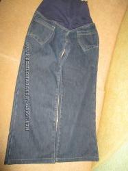 Продам утепленные джинсы на беременную в идеальном состоянии
