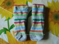 Демисезонные и теплые носочки до года