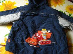 Куртка с Бобом Строителем, размер 98