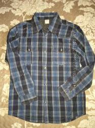 Рубашка S. Oliver, на рост 140 см. Оригинал