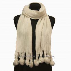 Купить вязаный шарф женский теплый в интернет-магазине недорого