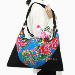 9448c6a70391 Женская тканевая сумка повседневная - купить недорого в магазине Киева