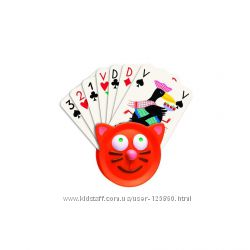 Удивительные, необычные, интересные, развивающие карточные игры Djeco