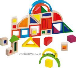 Игрушки премиум-класса из натуральных материалов - кубики. Заказ под 0.