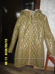 куртка демисезонная стеганная