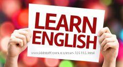 Английский. Индивидуальные занятия. Занятия по Skype