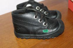 Суперские ботинки kickers