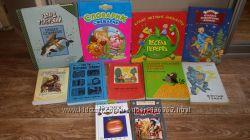 Детские книги после 1го прочтения - развивалки, обучалки, сказки и др.