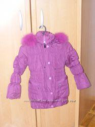 Зимняя куртка Злата Nui Very размер 32.