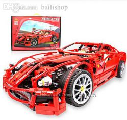 Конструктор Decool 3333,  Ferrari 599 GTB