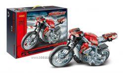 Конструктор Decool 3353 , Мотоцикл