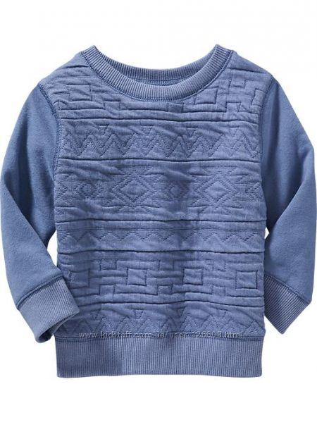Разм. 4Т. OLD NAVY Пуловер утепленный. В наличии.