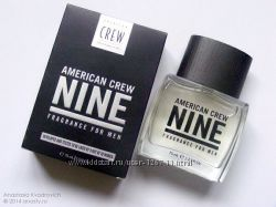 парфюм American Crew Nine Fragrance For Men