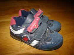 Кожаные туфли  Beverly Hills Polo club р. 27 16, 8 см по стельке