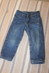 Утепленные джинсы ТСМ, на флисе, размер 86-92