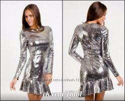 Стильное шикарное платье Love Republic