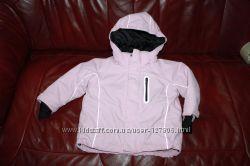 Термо куртка H&M 2-3 года   джинсовая куртка в подарок