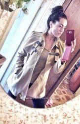 Пальто новое, демисезонное, приталенное, на стройных девушек