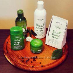 Ziaja Серия Листья зеленой оливки