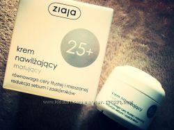 Возрасные крема от 25 до 50 лет от Ziaja