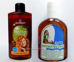 Натуральная косметическа нефть для волос лечит