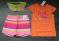 Комплекты одежды на лето для девочки Gymboree 6 лет