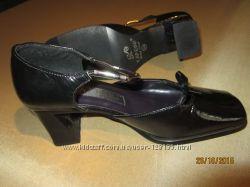 туфли лакированные женские новые