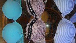 бюстики Victorias Secret, George, H&M, грация