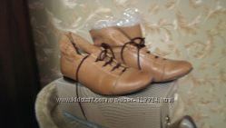 демисезонная обувь, туфли, ботильоны кожаные