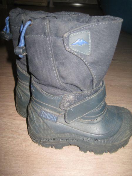 зимние сапоги Tundra Boots