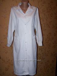Белый халат