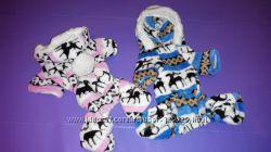 Флисовые костюмчики для собачек