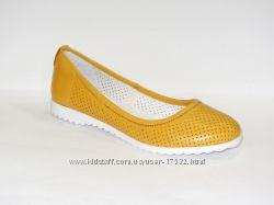 Стильные туфли, натуральная кожа, 40, 41р. Новая коллекция