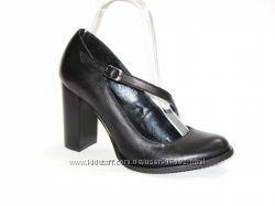 Роскошные кожаные туфли, новая коллекция , 37, 38, 39, 40р.