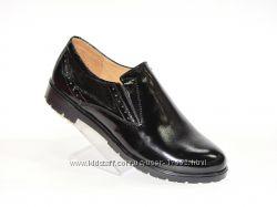 Стильные туфли, натуральная кожа, 36, 40р. Новая коллекция