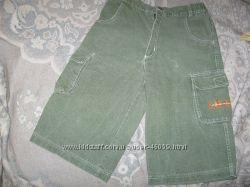 продам джинсовые шорты для мальчика 8-9 л.