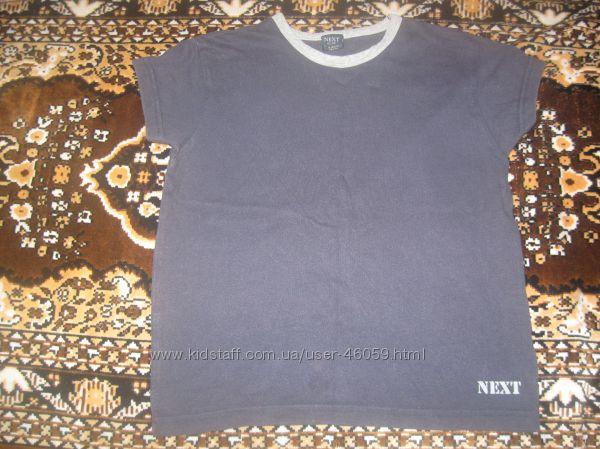 Продам футболку для мальчика Next бу, р. 116 6