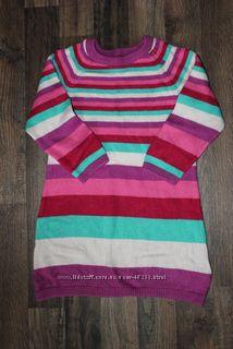 Продам вязанное платье Mothercare 12-18 мес