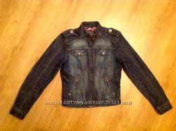 джинсовая куртка LOFT