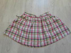 Легкая хлопковая юбка Crazy8 размер 5 лет