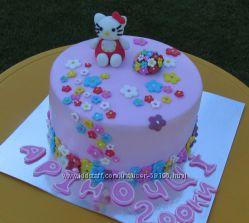 Торты, пироги, печенье и другая выпечка