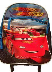 Рюкзак - чемодан на колесах детский Disney Pixar Cars Nothing But Speed