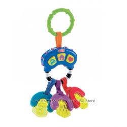 Подвесная игрушка Fisher-Price Музыкальные ключи