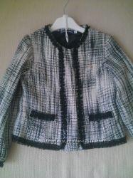 Шикарнейший пиджак в  стиле Шанель бренда ORIGINAL MARINES