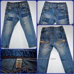 Разные джинсы на мальчика 2-3 года