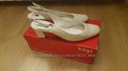 Удобные и практичные туфельки Hogl