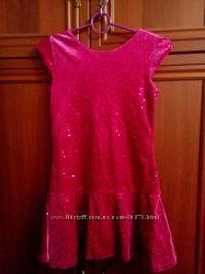 Нарядное платье children place, размер 14