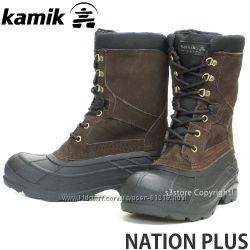 Ботинки Камик