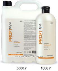 Шампунь біосірковий для жирного волосся PROFI Stile